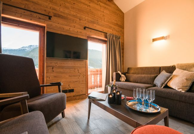 Appartement à Praz-sur-Arly - Appartement T4 La Pointe Perçée