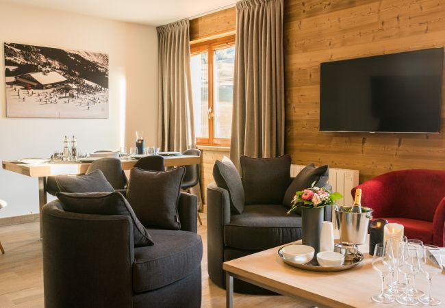 Appartement à Praz-sur-Arly - Appartement T3 Quatre Têtes