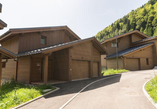 Chalet à Praz-sur-Arly - Chalet J Dôme du Gôuter 14 pers