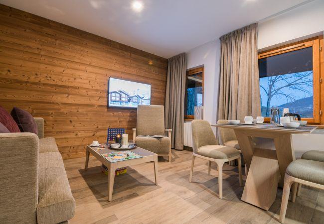 Apartment in Praz-sur-Arly - Appartement T2 Col du Jaillet