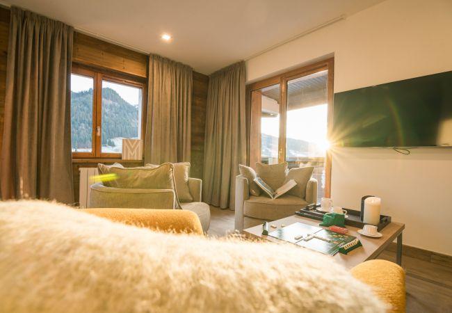 Apartment in Praz-sur-Arly - Appartement T3 Col des Aravis